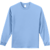 Picture of Port and Co. Long Sleeve Essential Tee